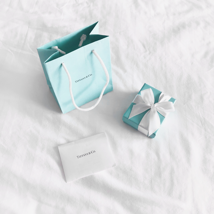 Tiffany & Co Packaging