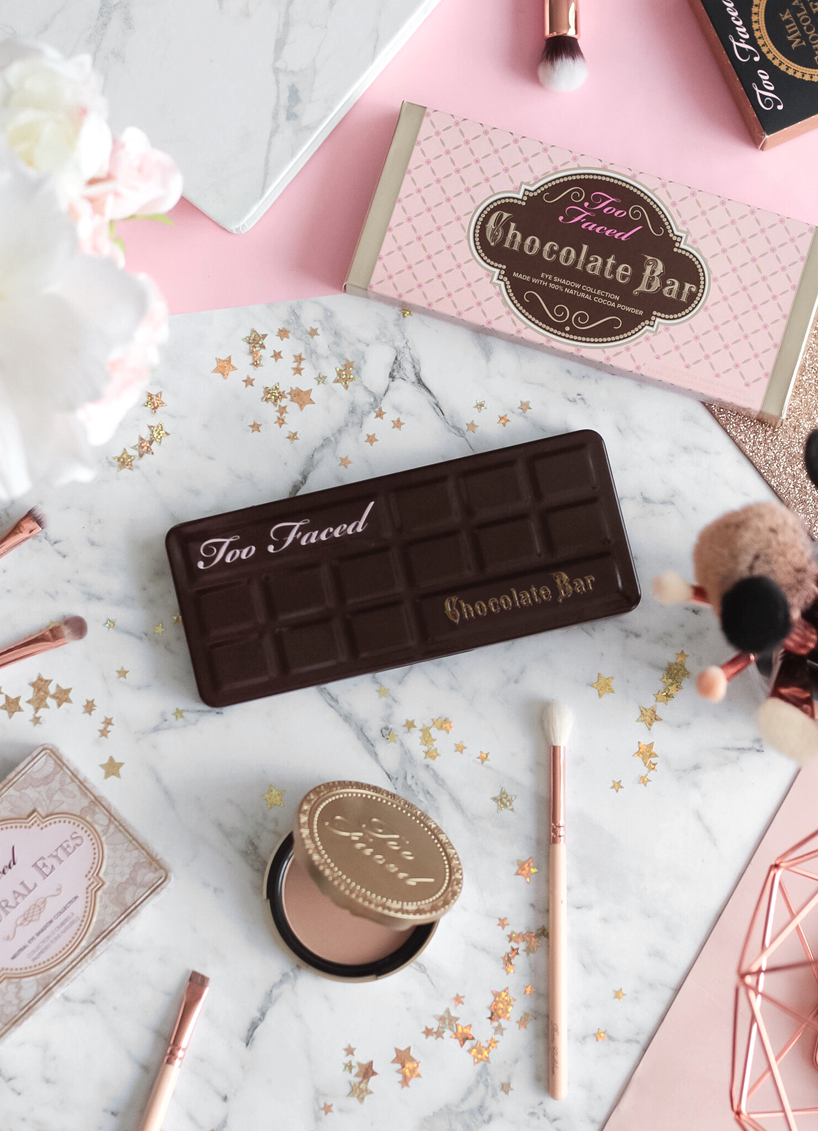 Too Faced Chocolate Bar Palette | Review + Swatches