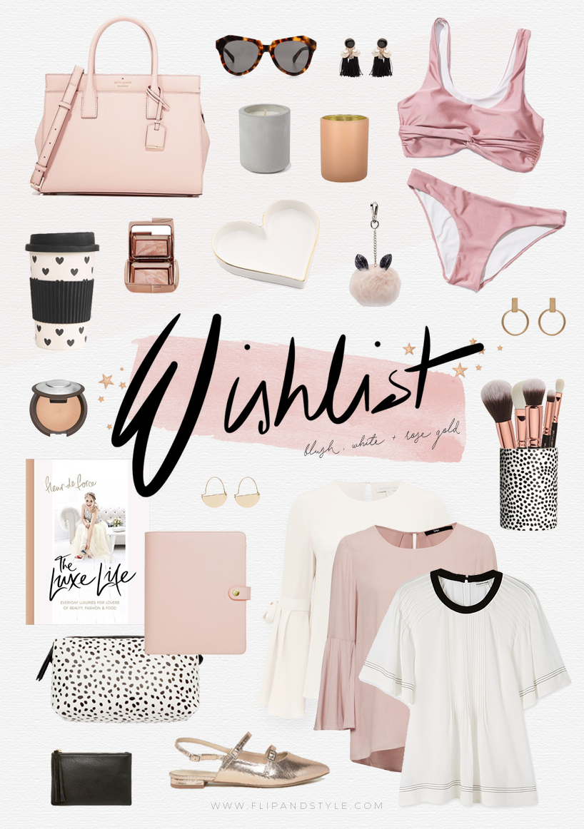 how to make an online wishlist