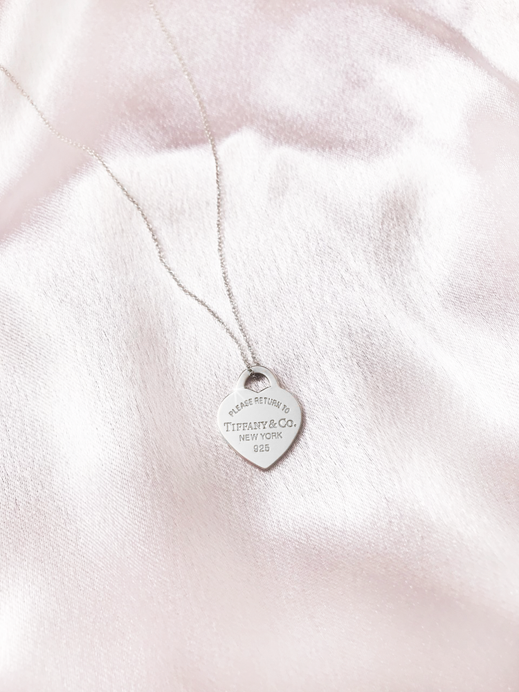 Return To Tiffany & Co Necklace
